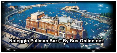 noleggio bus bari