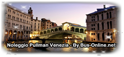 noleggio pullman venezia