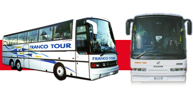 bus franco tour