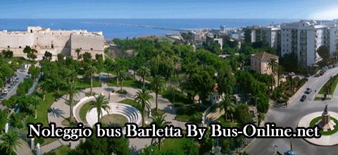 noleggio bus barletta