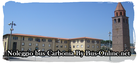 noleggio bus carbonia