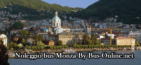 noleggio bus monza