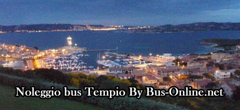 noleggio bus tempio