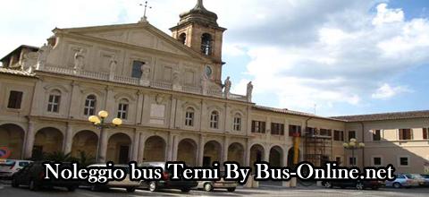 noleggio bus terni