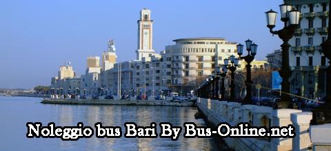 noleggio autobus bari