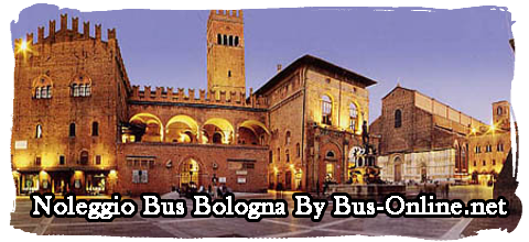 noleggio autobus bologna