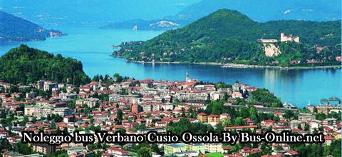 noleggio bus Verbano Cusio Ossola