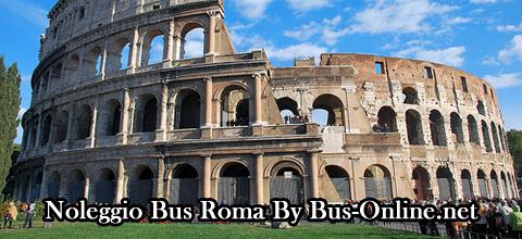 noleggio bus roma