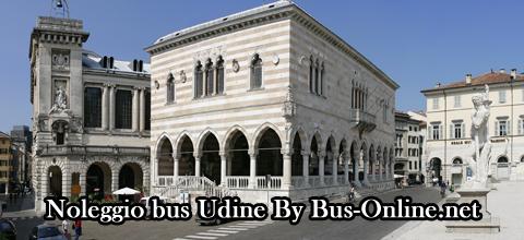 noleggio bus udine